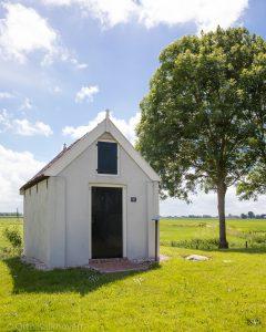 Eppenhuizer kerk - baarhuisje